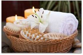 august_lodge_spa_basket Image